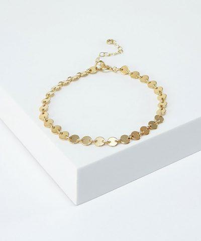 disc-chain-bracelet