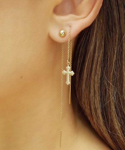 earring-threaders-mix-model