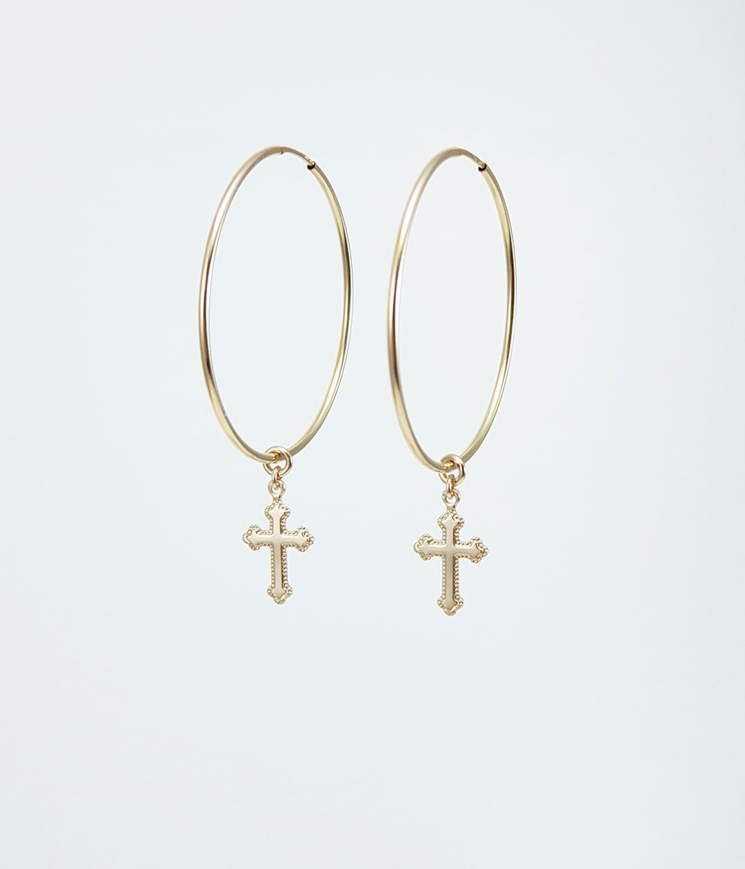 endless-hoops-40mm-small-cross